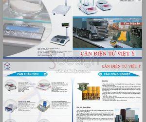 Thiết kế catalogue chuyên nghiệp bán hàng giá rẻ tại hcm