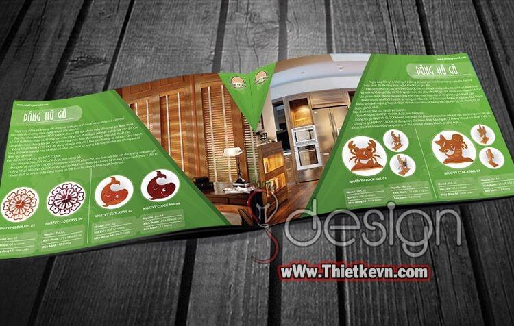 thiết kế profile,thiết kế brochure,thiết kế catalogue