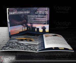 Địa chỉ thiết kế Profile Công ty chuyên nghiệp tại TP.HCM, HN