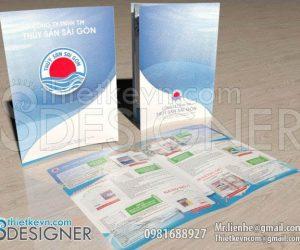 Thiết kế Catalogue Quảng Ngãi, giới thiệu sản phẩm