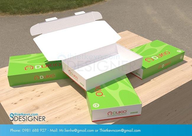 Thiết kế bao bì sản phẩm, thiết kế hộp giấy chuyên nghiệp