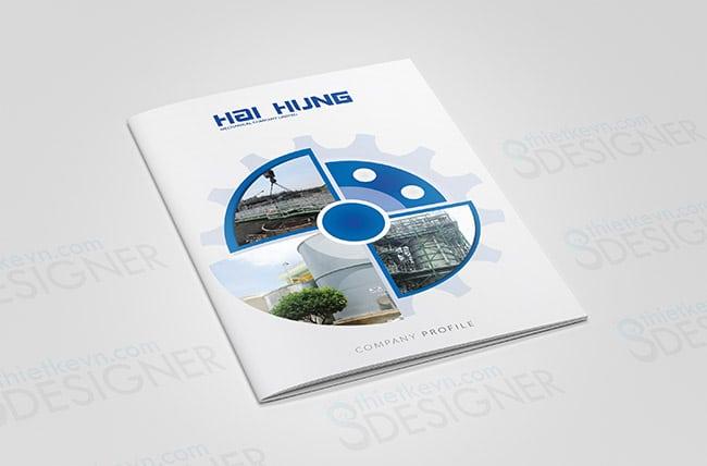 thiet ke catalogue dep Thiết kế Catalogue giá rẻ công ty cơ khí tại TPHCM, Hà Nội
