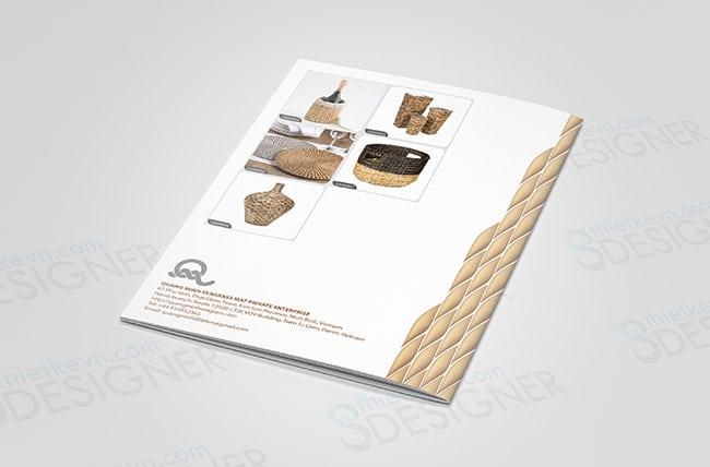 thiet ke catalogue cong ty dep Thiết kế catalogue sản phẩm công ty vì sao cần phải đẹp