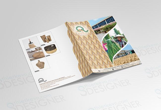 Thiết kế catalogue sản phẩm công ty vì sao cần phải đẹp