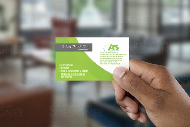 in danh thiep Thiết kế card visit online, in card visit giá rẻ công ty