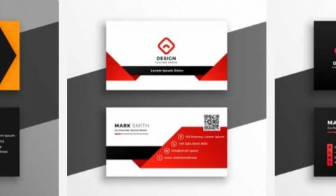 mau thiet ke card visit 69+ Mẫu name card đẹp của dịch vụ thiết kế card visit online