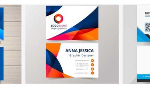 mau thiet ke card visit chuyen nghiep 69+ Mẫu name card đẹp của dịch vụ thiết kế card visit online