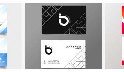 name card dep 1 69+ Mẫu name card đẹp của dịch vụ thiết kế card visit online