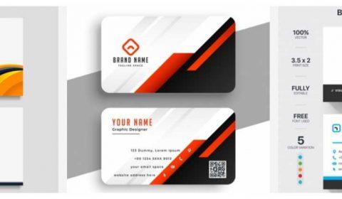 thiet ke card visit dep gia re 69+ Mẫu name card đẹp của dịch vụ thiết kế card visit online
