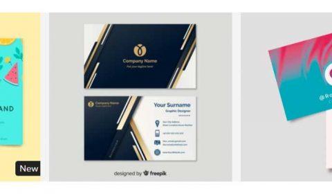 thiet ke name card ban hang 69+ Mẫu name card đẹp của dịch vụ thiết kế card visit online