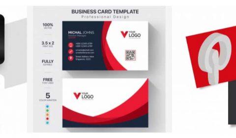 thiet ke name card ca nhan 69+ Mẫu name card đẹp của dịch vụ thiết kế card visit online