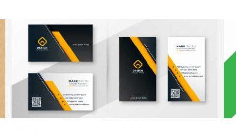 thiet ke name card to chuc 69+ Mẫu name card đẹp của dịch vụ thiết kế card visit online