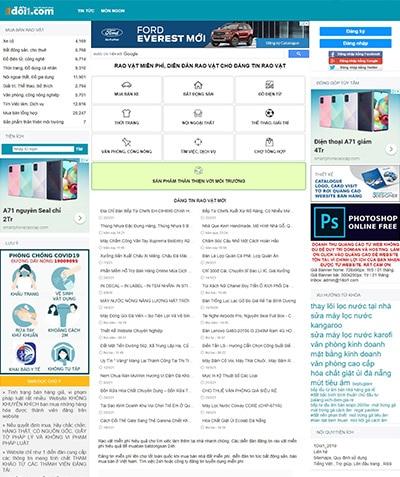 1doi1 Thiết kế website Quảng Ngãi chuẩn SEO Google