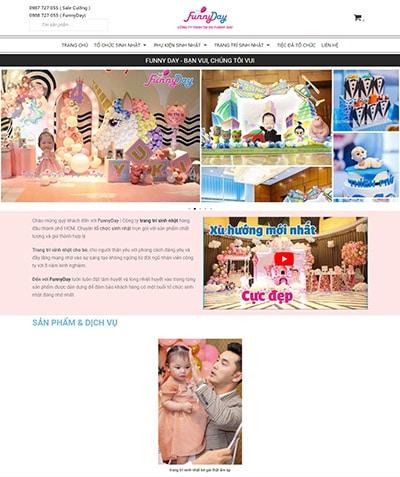 shopsinhnhat Thiết kế website Quảng Ngãi chuẩn SEO Google