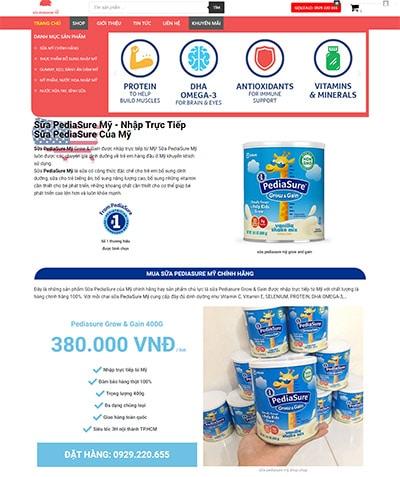 suapediasuremy Thiết kế website Quảng Ngãi chuẩn SEO Google