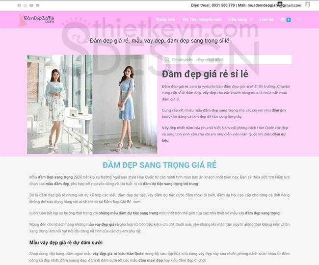 thiet ke website quang ngai gia re Thiết kế website Quảng Ngãi chuẩn SEO Google